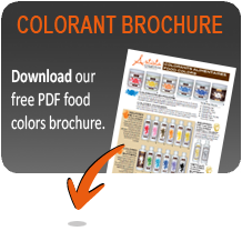 Food Colors Brochure