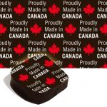 """Made in Canada"" Transfert Sheet"